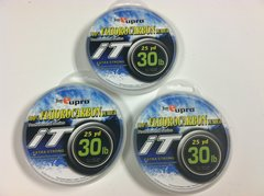 EUPRO IT 100% FLUOROCARBON FISHING LEADER LINE 25 YARDS