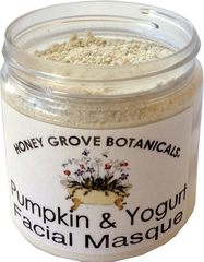 Pumpkin & Yogurt Facial Masque