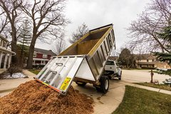 Delivery of Bulk Mulch