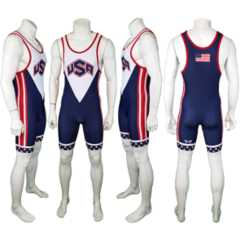MyHouse USA Singlet