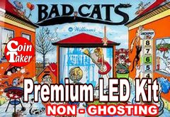 1. BAD CATS LED Kit with Premium Non-Ghosting LEDs