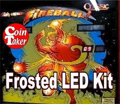 3. FIREBALL CLASSIC  LED Kit w Frosted LEDs