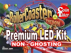 ROLLER COASTER TYCOON-1 LED Kit w Premium Non-Ghosting LEDs