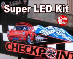 2. CHECKPOINT LED Kit w Super LEDs