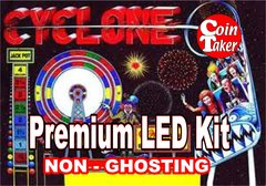 1. CYCLONE  LED Kit with Premium Non-Ghosting LEDs