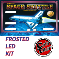 3. SPACE SHUTTLE LED Kit w Frosted LEDs