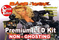 1. BARB WIRE LED Kit with Premium Non-Ghosting LEDs