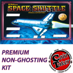 1.  SPACE SHUTTLE Kit with Premium Non-Ghosting LEDs