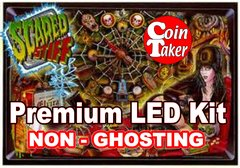 1. SCARED STIFF LED Kit with Premium Non-Ghosting LEDs