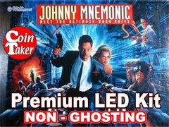 1. JOHNNY MNEMONIC  LED Kit with Premium Non-Ghosting LEDs