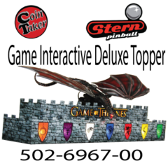 Game of Thrones Topper 502 6967 00