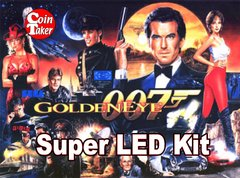 2. GOLDENEYE  LED Kit w Super LEDs