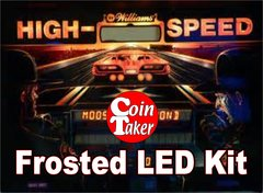 3. HIGH SPEED  LED Kit w Frosted LEDs