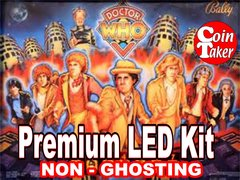 1. DR WHO LED Kit with Premium Non-Ghosting LEDs