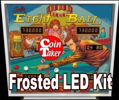 3. EIGHT BALL  LED Kit w Frosted LEDs