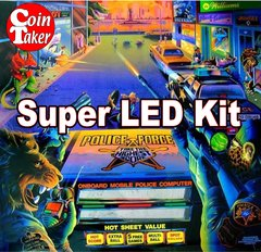 2. POLICE FORCE  LED Kit w Super LEDs