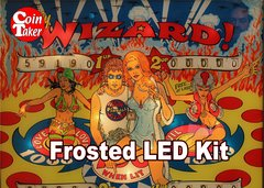 3. WIZARD LED Kit w Frosted LEDs