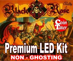 1. BLACK ROSE  LED Kit with Premium Non-Ghosting LEDs