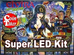 2. ELVIRA & THE PARTY MONSTERS  LED Kit w Super LEDs