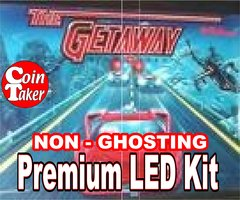 1. GETAWAY  LED Kit with Premium Non-Ghosting LEDs
