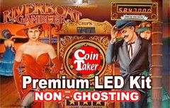 1. RIVERBOAT GAMBLER  LED Kit with Premium Non-Ghosting LEDs