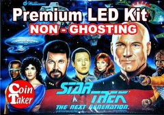 1. STAR TREK NEXT GENERATION LED Kit with Premium Non-Ghosting LEDs
