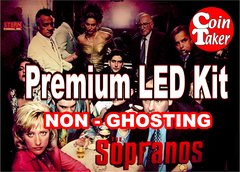 SOPRANOS-1 LED Kit w Premium Non-Ghosting LEDs