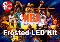 NBA ALL STARS-3 Pro LED Kit w Frosted LEDs