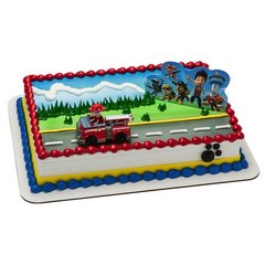 Paw Patrol Just Yelp for Help DecoSet Cake Kit