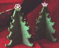 Christmas Tree 3D Cookie Cutter Set