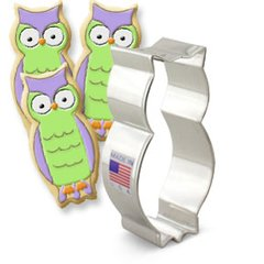 Owl 3 inch Cookie Cutter