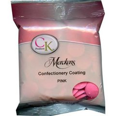 Pink Confectionery Coating Chocolate 7 oz