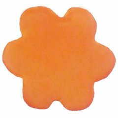 Orange Marigold Blossom Petal Dust