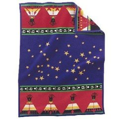 Pendleton Muchacho Blanket, Chief's Road