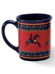 Pendleton Ceramic Coffee Mug: Celebrate the Horse