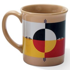 Pendleton Ceramic Coffee Mug: Elder's Circle