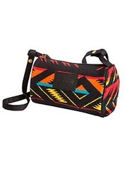 Pendleton Dopp Bag with Leather Strap, Arrow Path