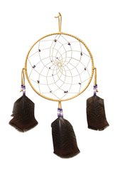 "9"" Dreamcatcher w/ Stones & Beads"