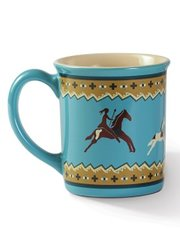 Pendleton Ceramic Coffee Mug: Hacienda