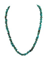 Kingman Turquoise Necklace 17""