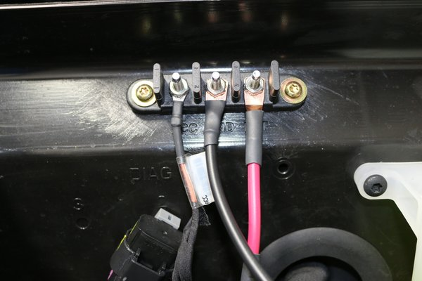 2014 2016 Polaris Rzr Power Cable With Circuit Breaker