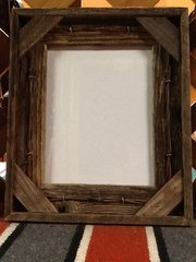 Barn Wood Picture Frame 8x10