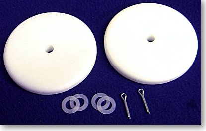 Wheel Kit 4 Quot Dynamo Or Titan Models Two 4 Quot Diameter