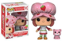 Funko POP! STRAWBERRY SHORTCAKE & CUSTARD #131