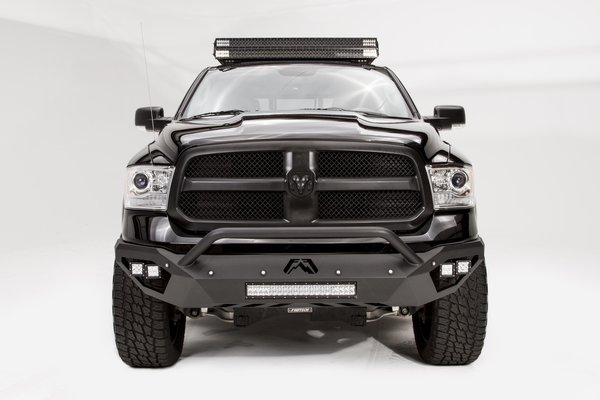 2013 2016 dodge ram 1500 truck fab fours vengeance front. Black Bedroom Furniture Sets. Home Design Ideas