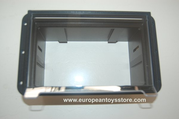 Double din weather cover