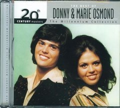 Best of Donny and Marie: The Millennium Collection CD