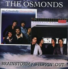 Brainstorm / Steppin' Out by THE OSMONDS