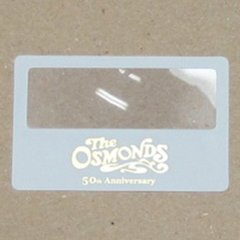 MAGNIFIER: The Osmonds 50th Anniv. special item