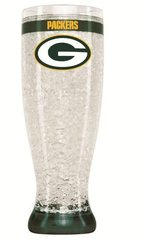 Green Bay Packers Crystal Freezer Pilsner NFL